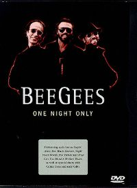 Cover Bee Gees - One Night Only [DVD]